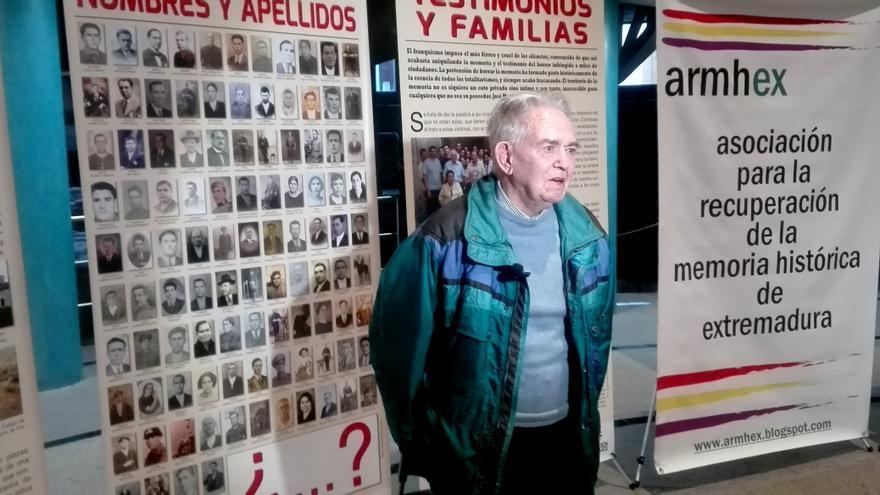 Juan Mariné, en Mérida / ARMHEX