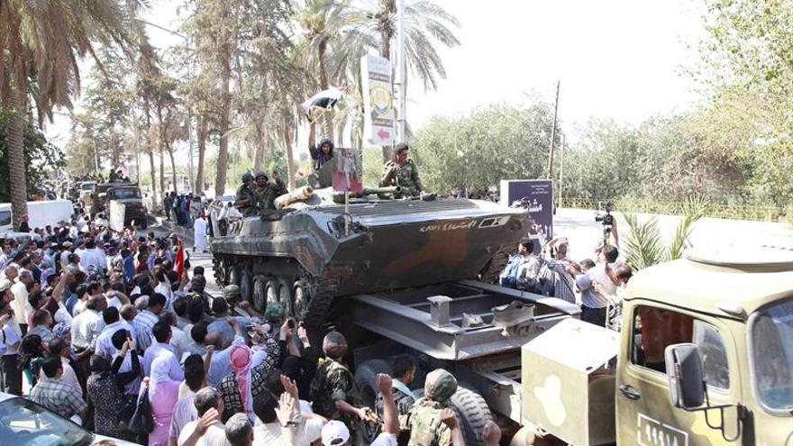 Muere un jefe militar del EI en combates con fuerzas sirias en Deir al Zur