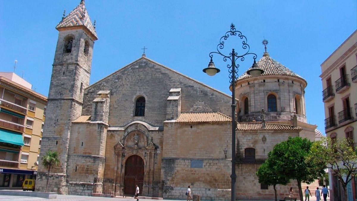 Iglesia de San Mateo en Lucena.