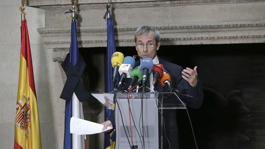 El embajador francés en España agradece las muestras de apoyo tras el atentado de Niza