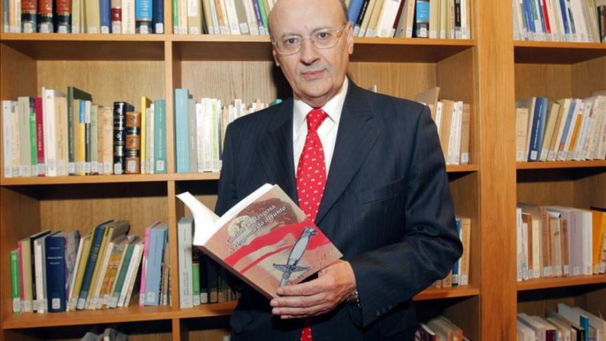 Reigosa cuestiona la neutralidad de España en la segunda Guerra Mundial