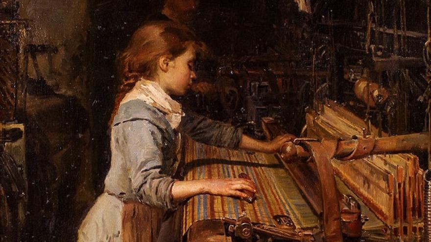La nena obrera / Joan Planella