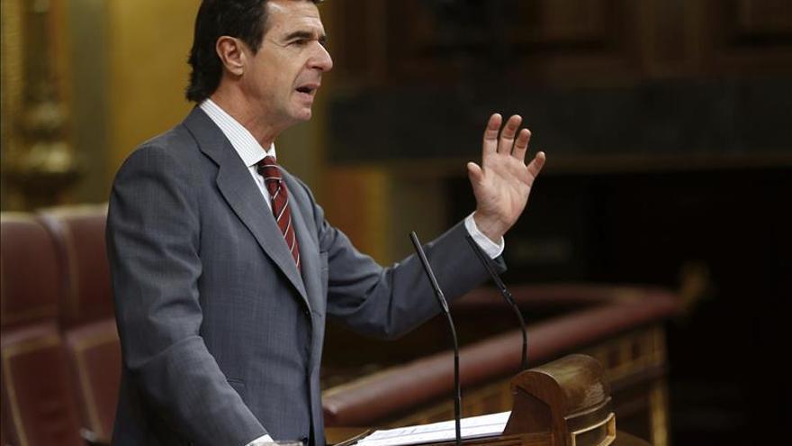 Soria pide a las CCAA tomar nota del apoyo del País Vasco a las prospecciones