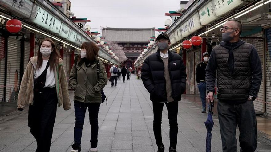 Japón prohibirá la entrada a viajeros de EEUU, Europa, China y Corea del Sur