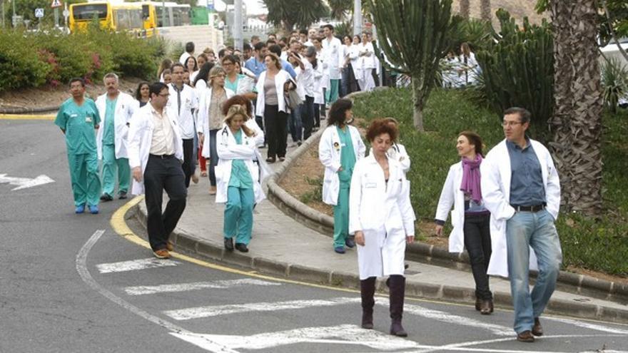 De la concentración de médicos #9