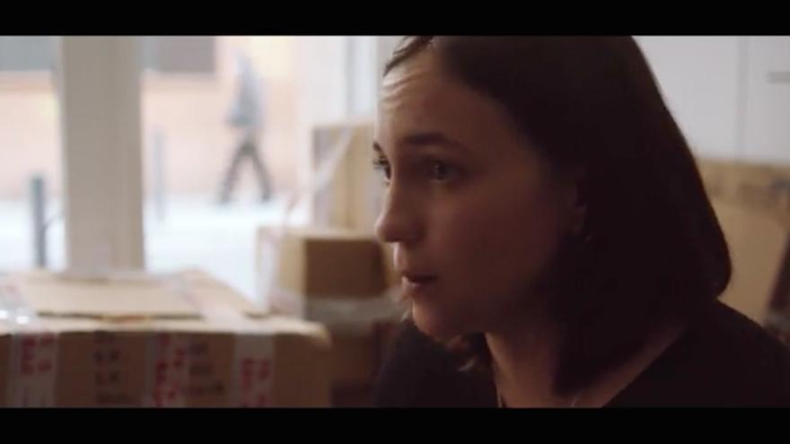 Sandra, en 'Lo de Évole' de laSexta
