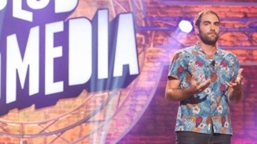 'El Club de la Comedia' lidera la noche temática en Neox