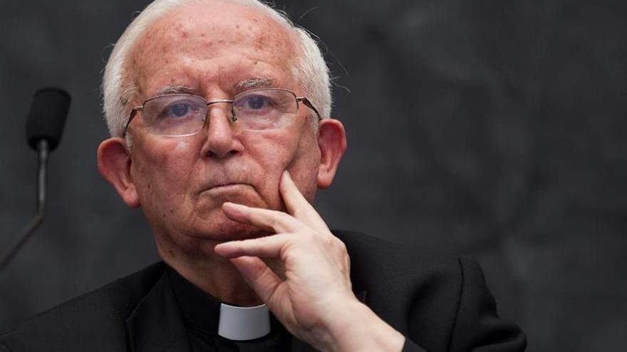 Denuncian por lo penal al arzobispo Cañizares por apología de delitos de odio