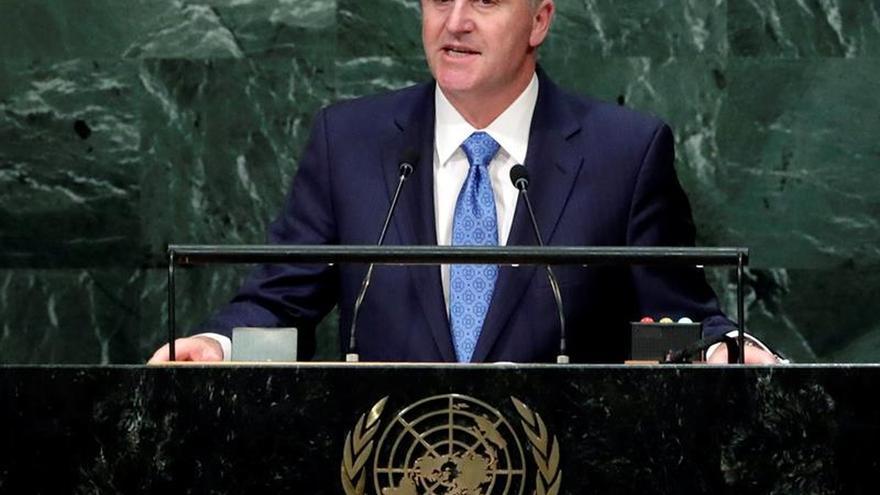 Bill English, favorito a encabezar el gobierno neozelandés tras marcha de Key
