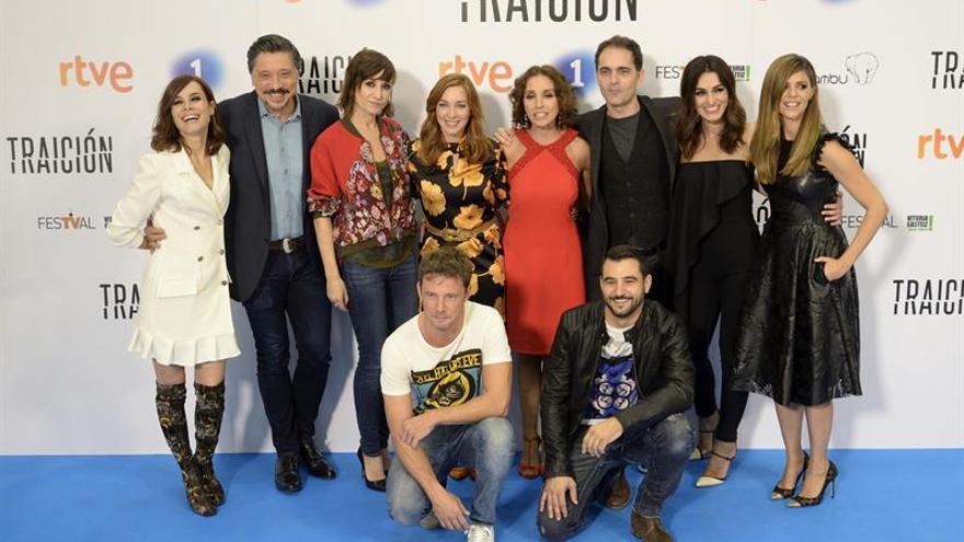 """Pasiones, odios y ambiciones familiares en """"Traición"""", la nueva serie de TVE"""