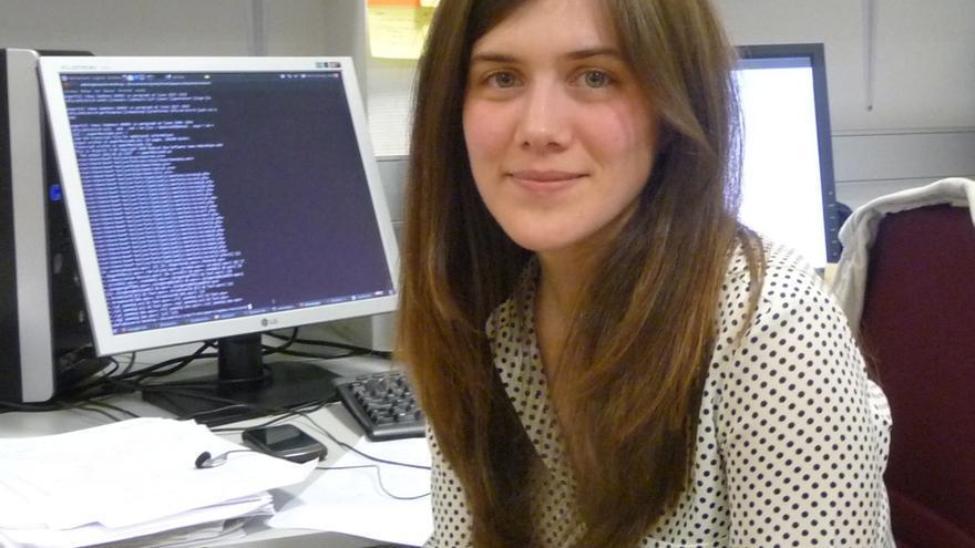 Sabela Ramos, profesora de la Facultad de Informática de la UDC