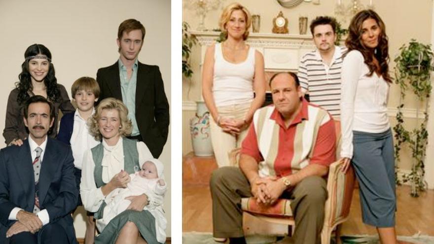 La familia y la famiglia