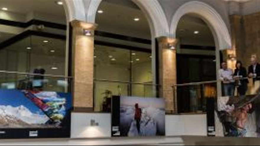 Mendi Film Festival llega a Donostia con el mejor cine de montaña y la exitosa exposición fotográfica de Jimmy Chin