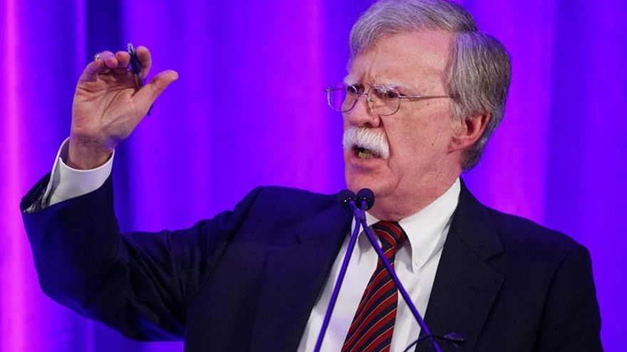 """Bolton ve """"señales esperanzadoras"""" en América Latina con Bolsonaro, Macri y Duque"""