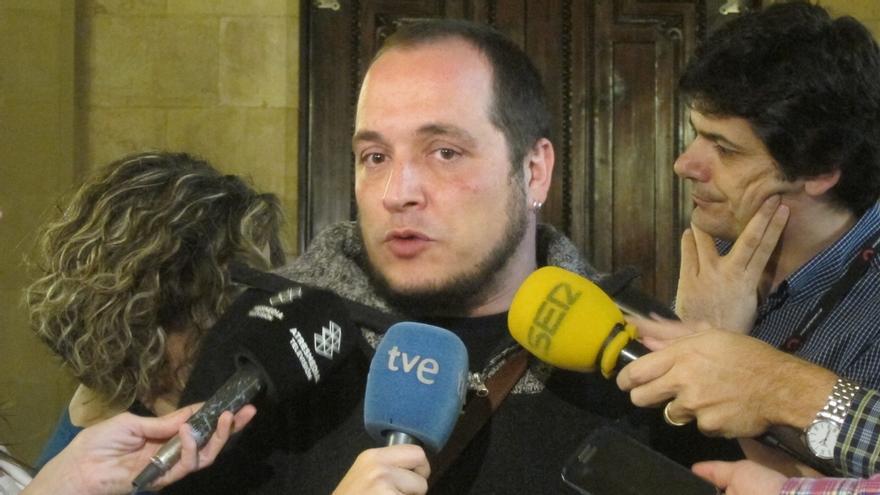 David Fernández dejará de presidir la comisión sobre Pujol si no se amplían los comparecientes