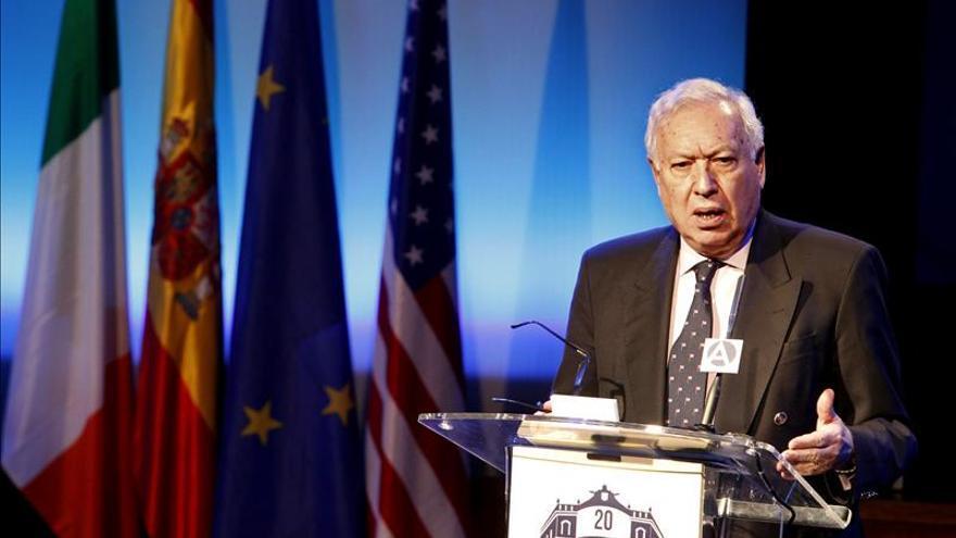 Margallo cree que salir de la UE sería una pésima noticia para los británicos