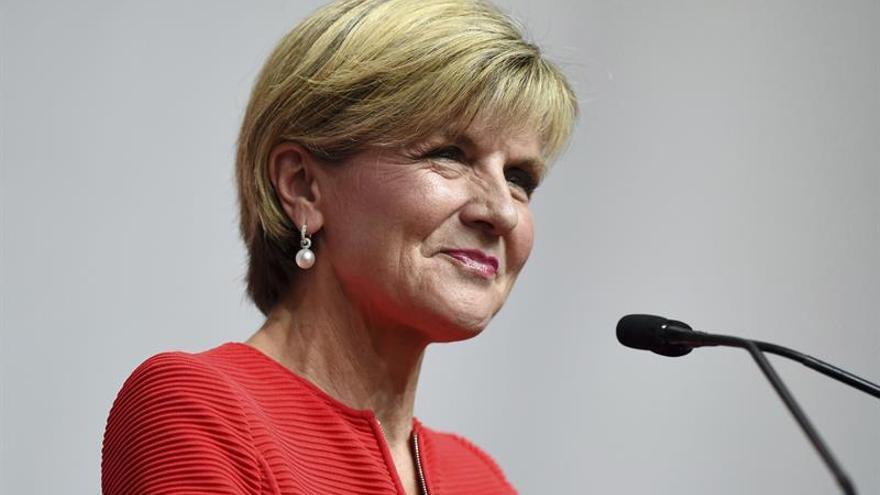 """Australia ve """"muchas formas"""" de detener pruebas nucleares norcoreanas"""