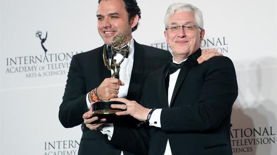 Producciones europeas acaparan los premios de televisión Emmy Internacionales