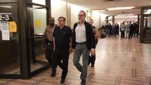 El empresario Luis Riu en disposición judicial