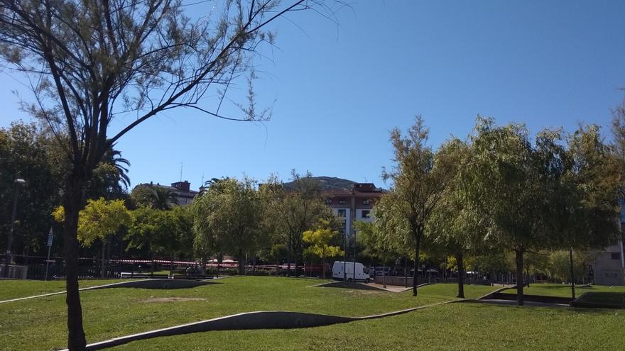 Jornada soleada en Euskadi (archivo)