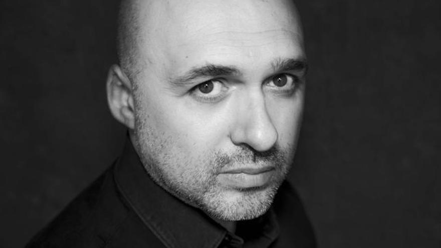 Nicolás Melini es escritor y cineasta. Crédito: LISBETH SALAS.
