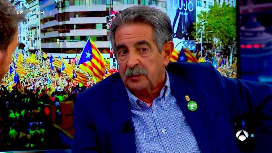 """Revilla, en El Hormiguero: """"A los catalanes les ha durado 3 minutos la independencia"""""""