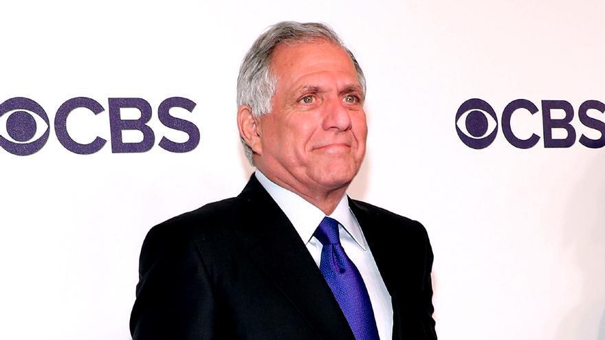 Leslie Moonves, presidente de CBS