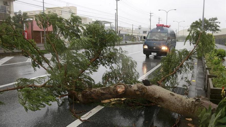 Un seísmo de 5,7 grados sacude islas del sur de Japón sin alerta de tsunami