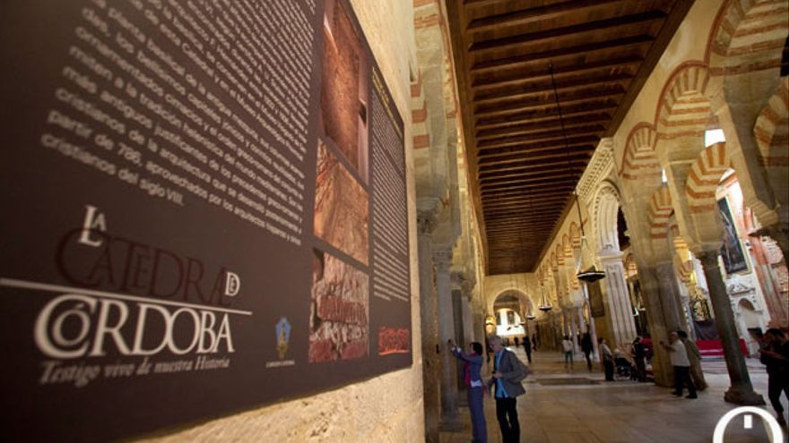 Entrada a la Mezquita Catedral de Córdoba | MADERO CUBERO