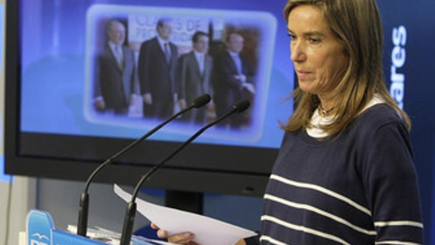 Ana Mato presenta la convención del PP