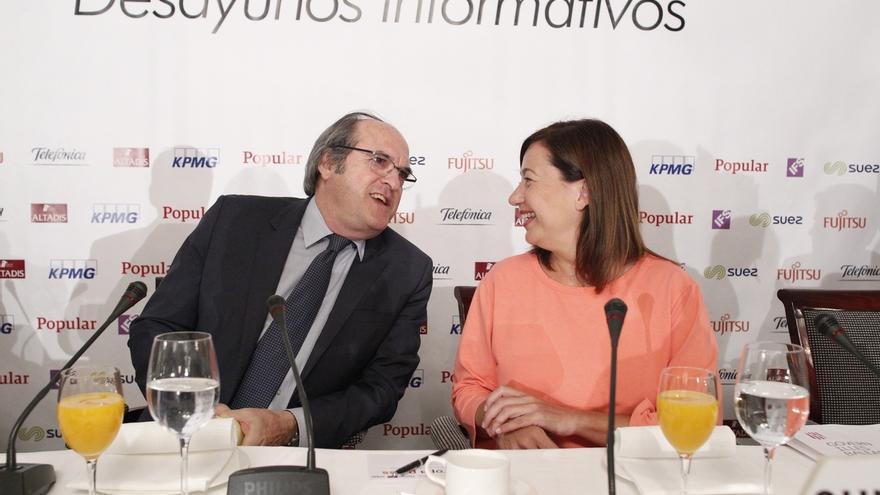 Armengol pide a Rajoy que presente una oferta generosa a Cataluña desde la legalidad