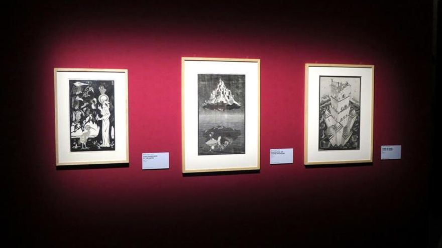 """Resultado de imagen de El arte perfeccionista de Escher deja """"fascinado"""" a portugueses y extranjeros"""