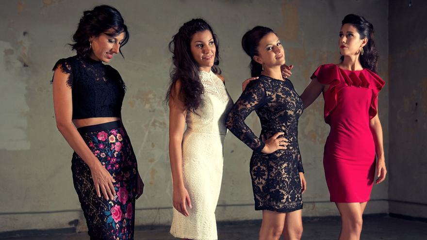 Espai Rambleta recibe al cuarteto femenino después de su exitosa gira por América presentando su disco 'Vente conmigo'