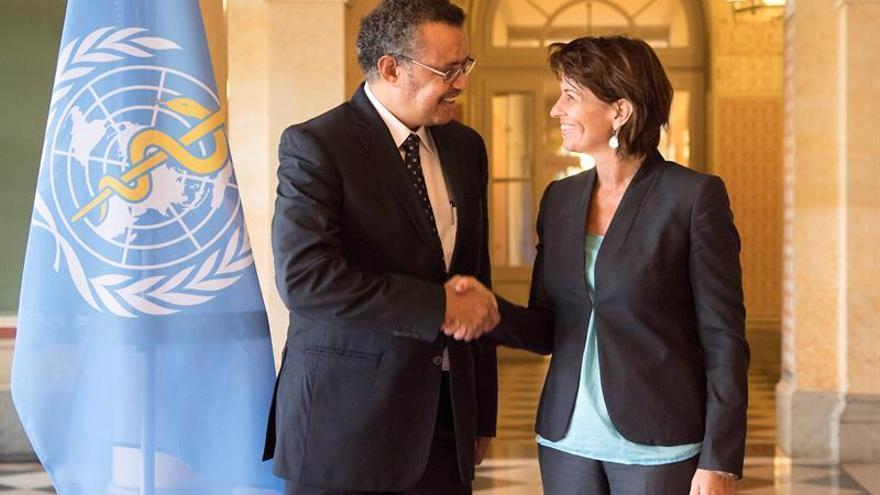Suiza advierte a EEUU de más desastres naturales si no descarboniza la economía