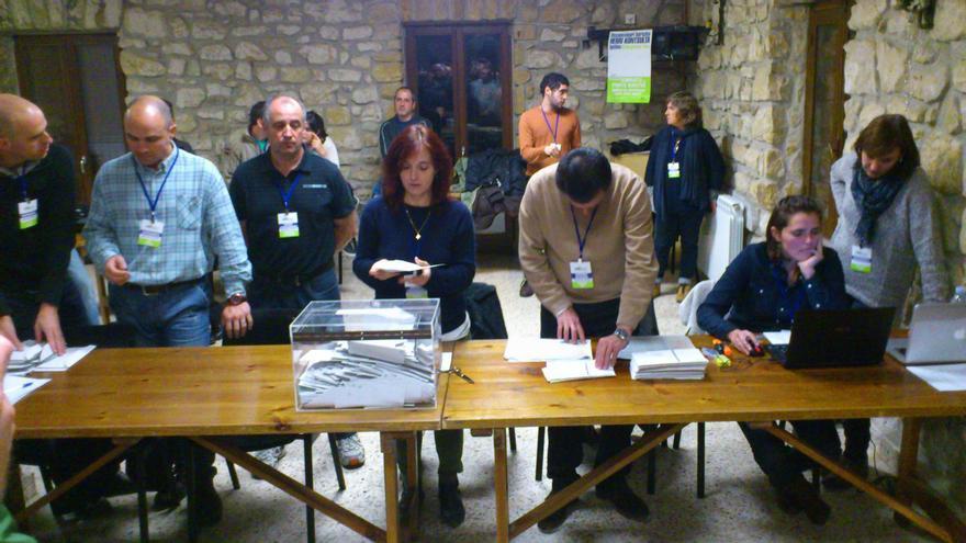 Un total de 391 igeldotarras votan a favor de la segregación de Igeldo de San Sebastián y 234 en contra