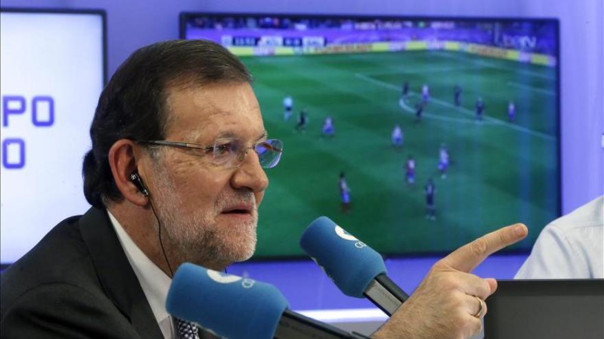 Rajoy asegura que Francia sigue sin hacer petición concreta de ayuda a España