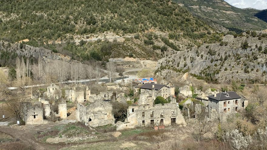 Vista de Jánovas.