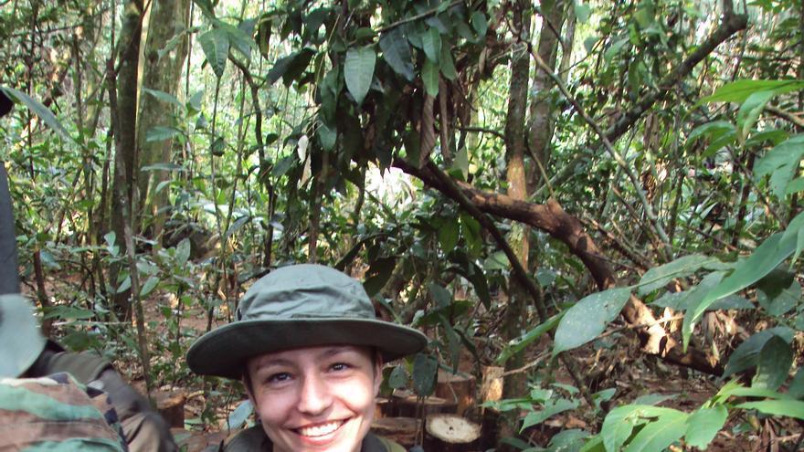 Tanja Nijmeijer, la joven holandesa que se hizo guerrillera de las FARC