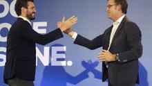 El 10N mide en Galicia las opciones de cambio político en la Xunta