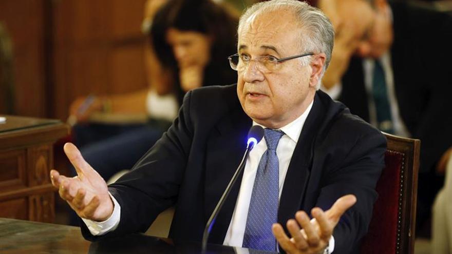 El Tribunal de Cuentas condena a exconseller valenciano a devolver 161.000 euros