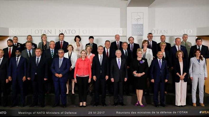 Los aliados europeos invertirán el 1,47 % del PIB en defensa, lejos de la meta de la OTAN