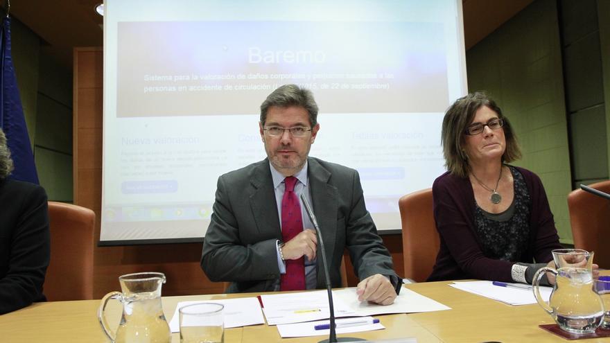 """Catalá ve """"inverosímiles"""" las acusaciones de JpD contra la Fiscalía por la exjuez Rosell, aunque """"están en su derecho"""""""