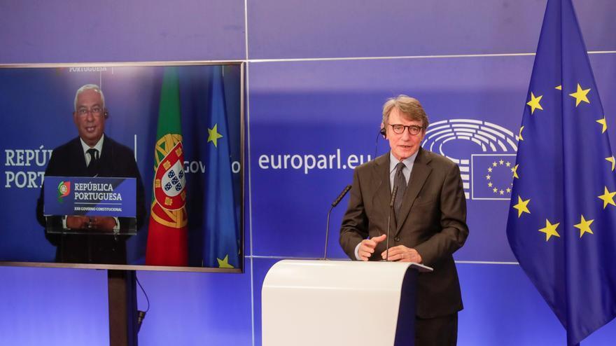 """Costa y Sassoli insisten en que """"no hay plan B"""" sobre el presupuesto de la UE"""