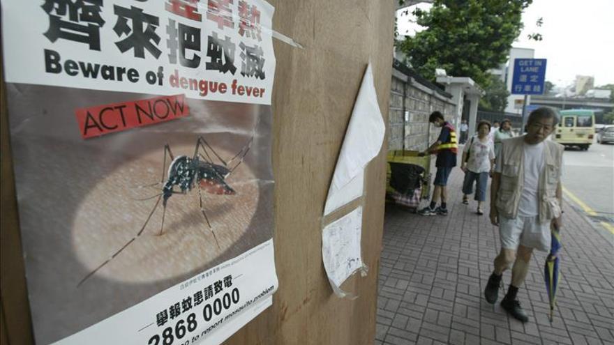 China utiliza drones y mosquitos esterilizadores para combatir el dengue