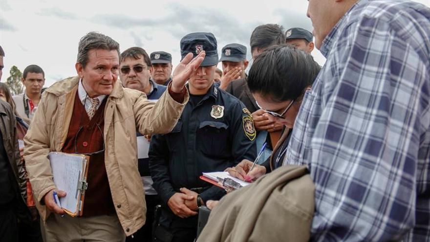Gobierno paraguayo dice que muerte campesinos en masacre de 2012 se investigó