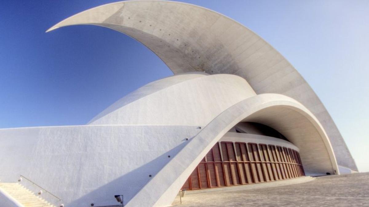 Auditorio de Tenerife.