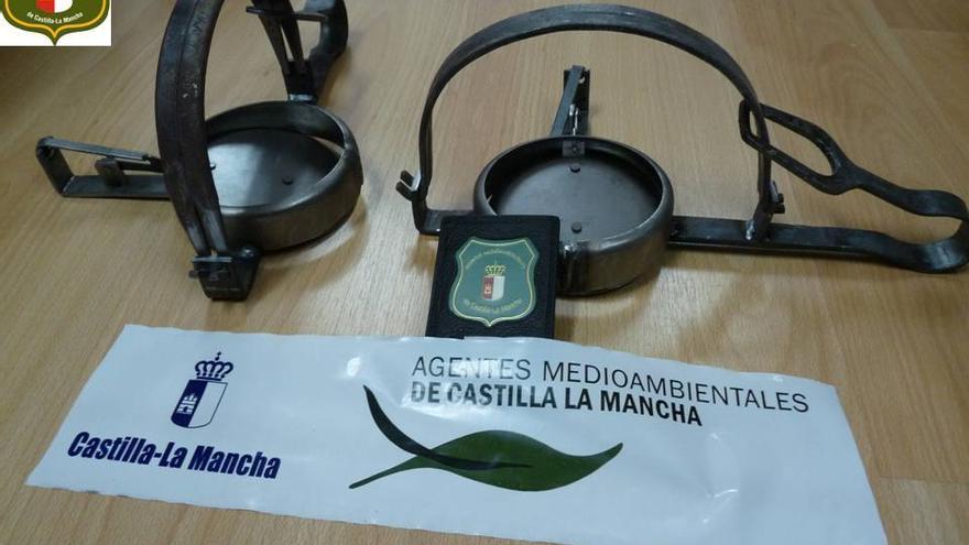Cepos ilegales en Castilla-La Mancha