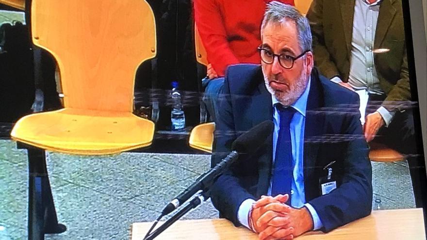 El empresario Vicente Cotino declara en el juicio por la financiación ilegal del PP valenciano