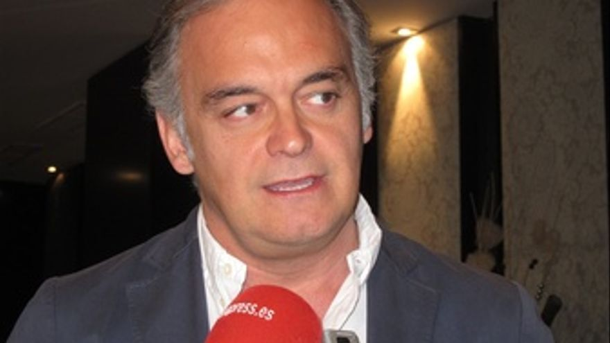 Esteban González Pons. (EUROPA PRESS)