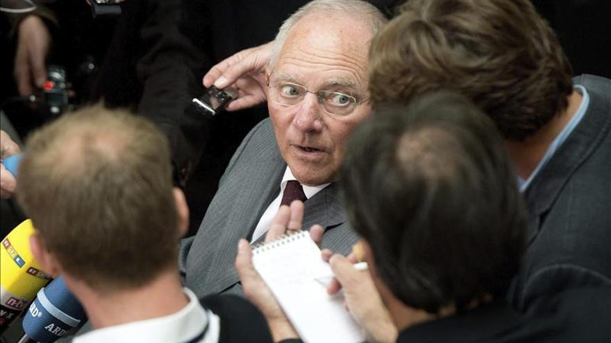 Alemania aspira a reducir la deuda al 60 por ciento del PIB en 2018